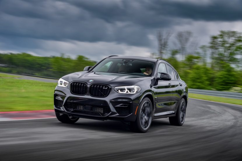 2020 BMW X4 M Competition Sophisto Grey 26 830x553