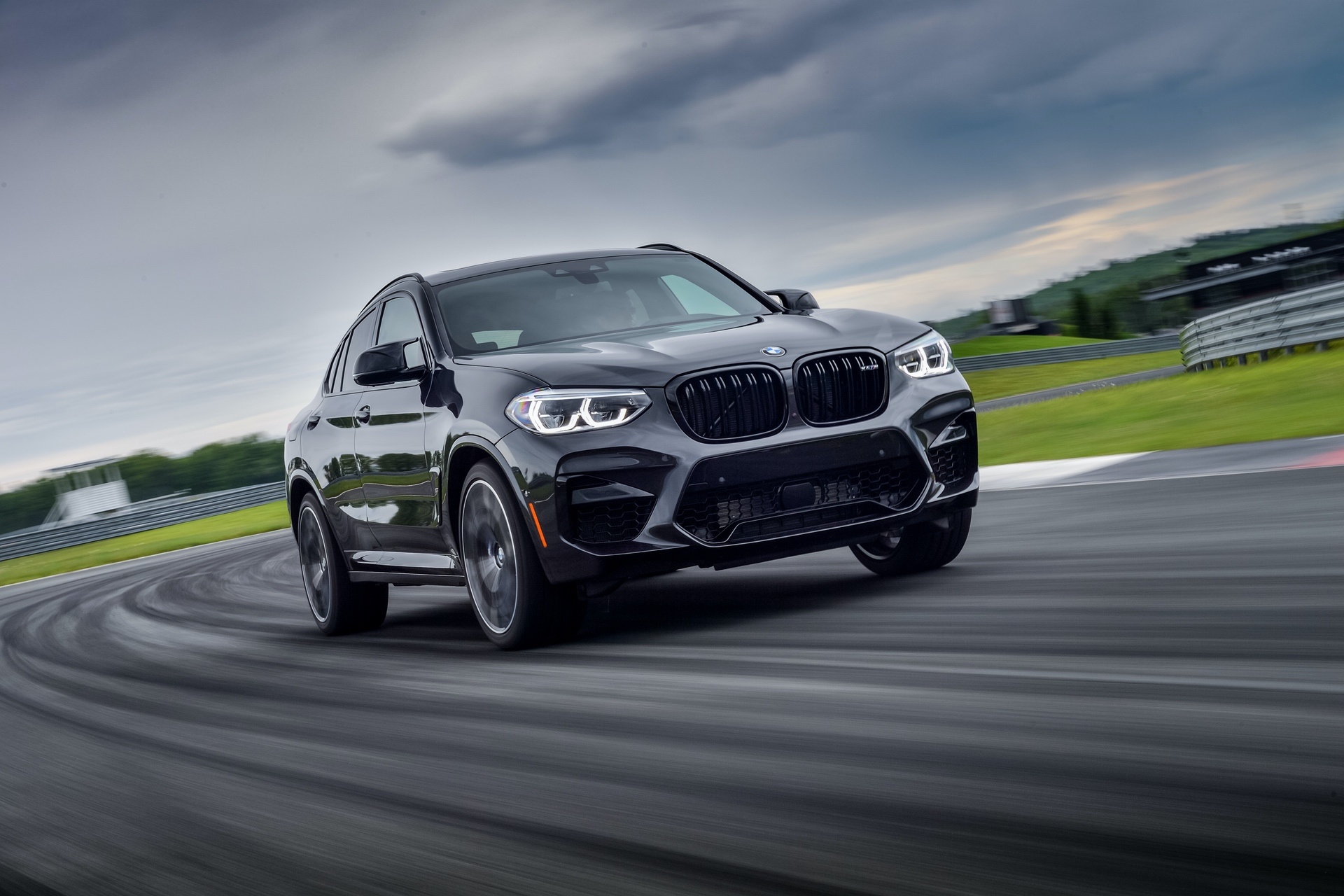 2020 BMW X4 M Competition Sophisto Grey 33