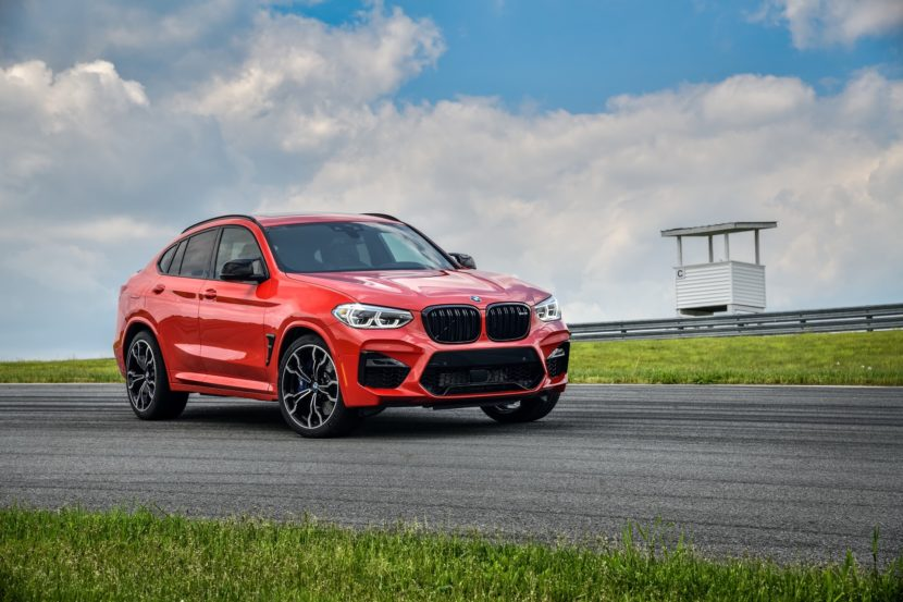 2020 BMW X4 M Competition Toronto Red 16 830x553