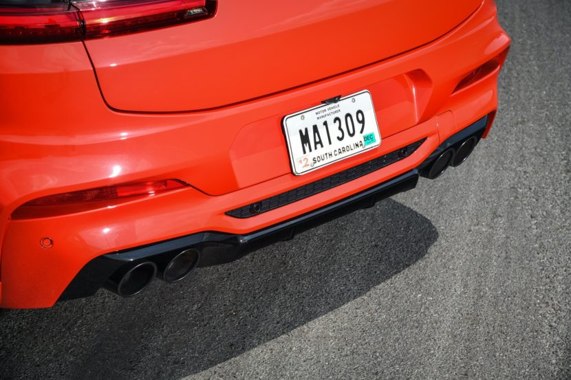 2020 BMW X4 M Competition Toronto Red 68 830x553