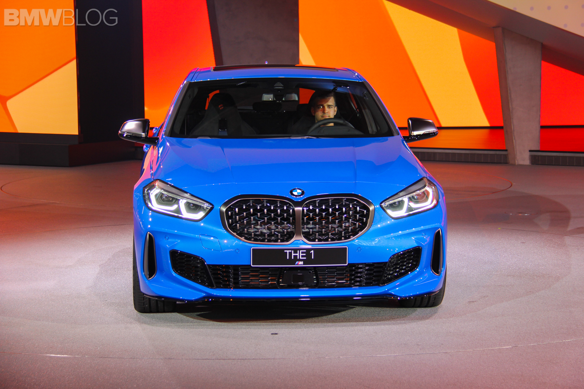 NextGen: The 2019 BMW 1 Series makes its world debut