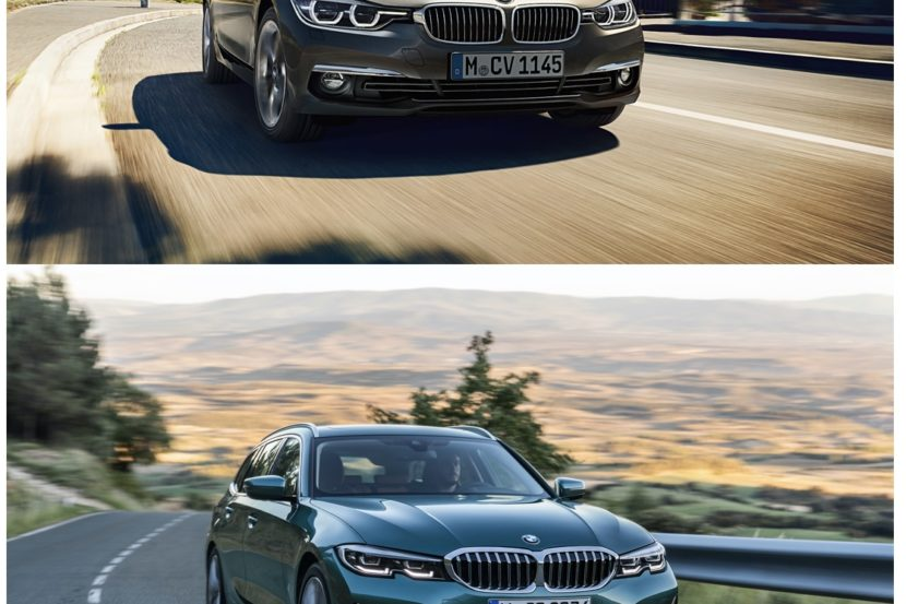 BMW 3 Series Touring comparison 830x553