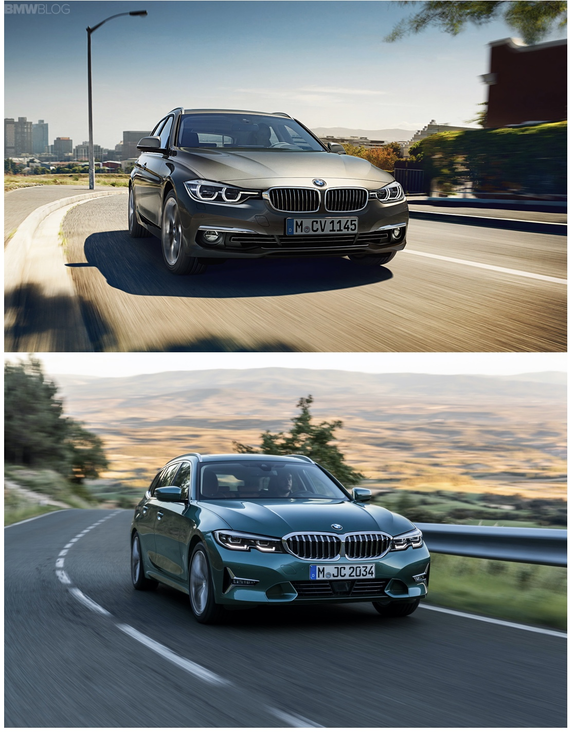 BMW 3 Series Touring comparison