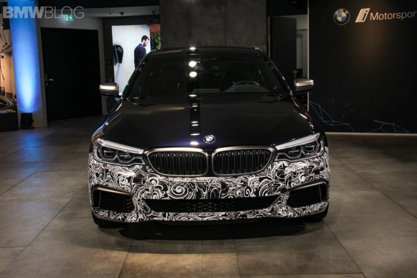 BMW 5 Series BEV 1 830x553