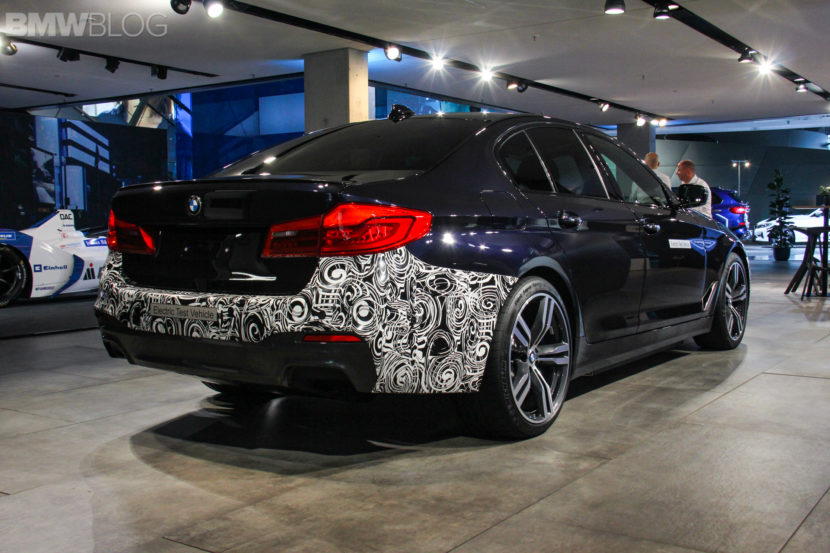 BMW 5 Series BEV 5 830x553