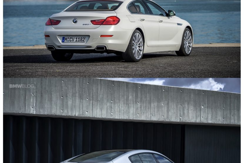 BMW 6 Series Gran Coupe 8 Series Gran Coupe 830x553