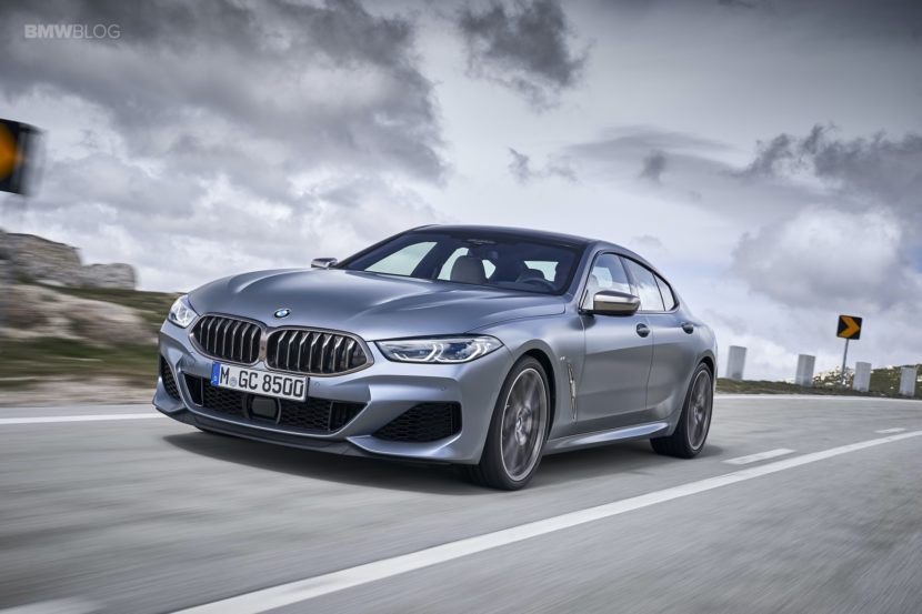 BMW 8 Series Gran Coupe exterior 03 830x553