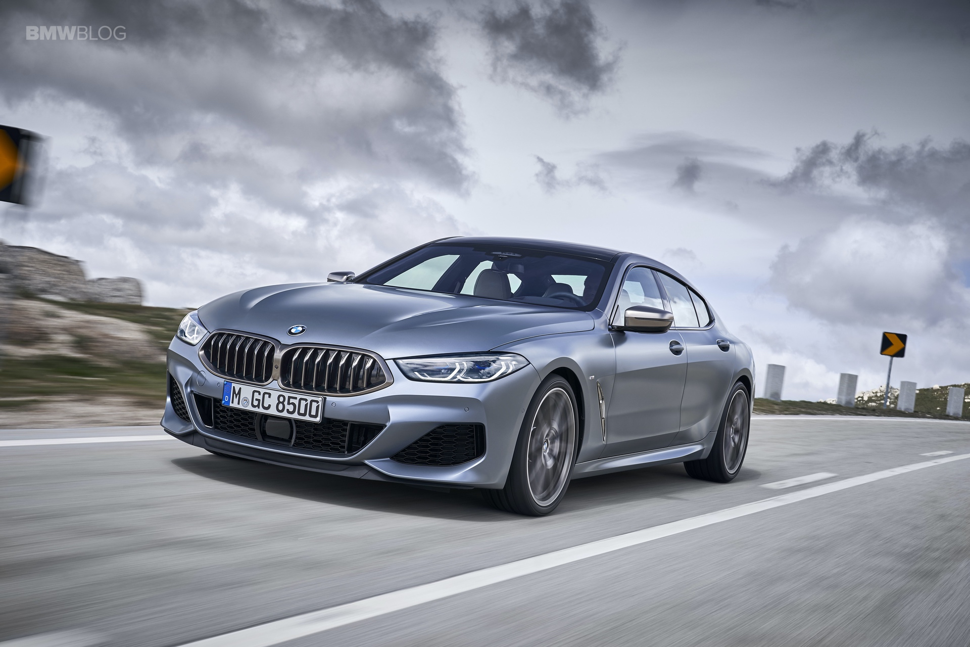 TEST DRIVE: BMW M850i Gran Coupe — Four is Better Than Two