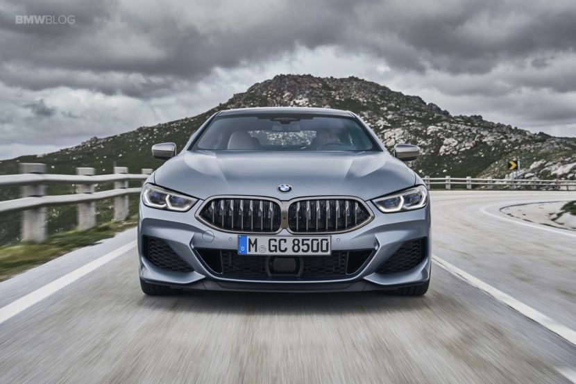 BMW 8 Series Gran Coupe exterior 05 830x553