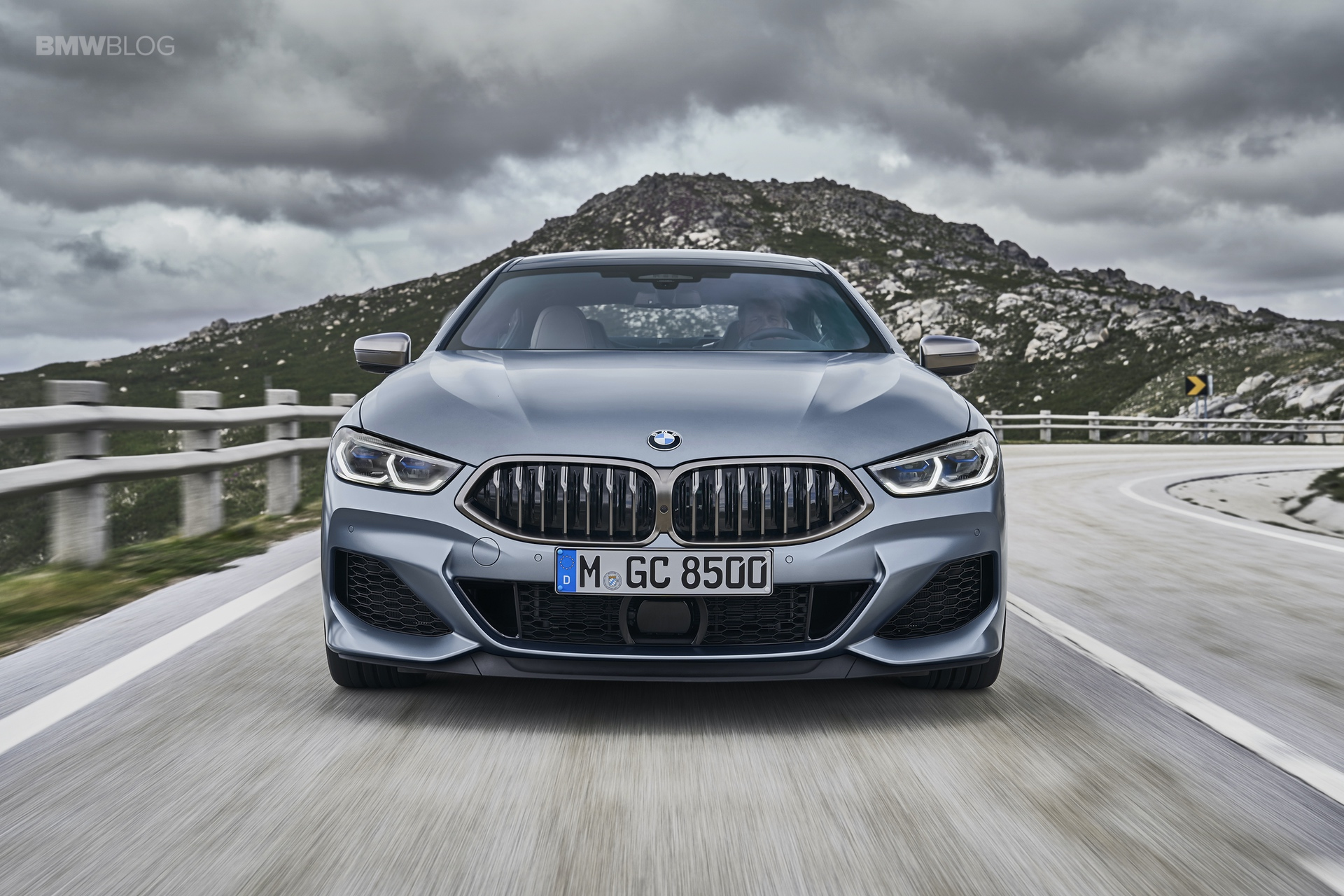 BMW 8 Series Gran Coupe exterior 05