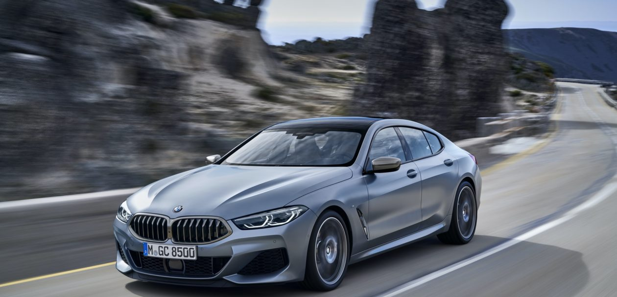 BMW 8 Series Gran Coupe exterior 15 1260x608