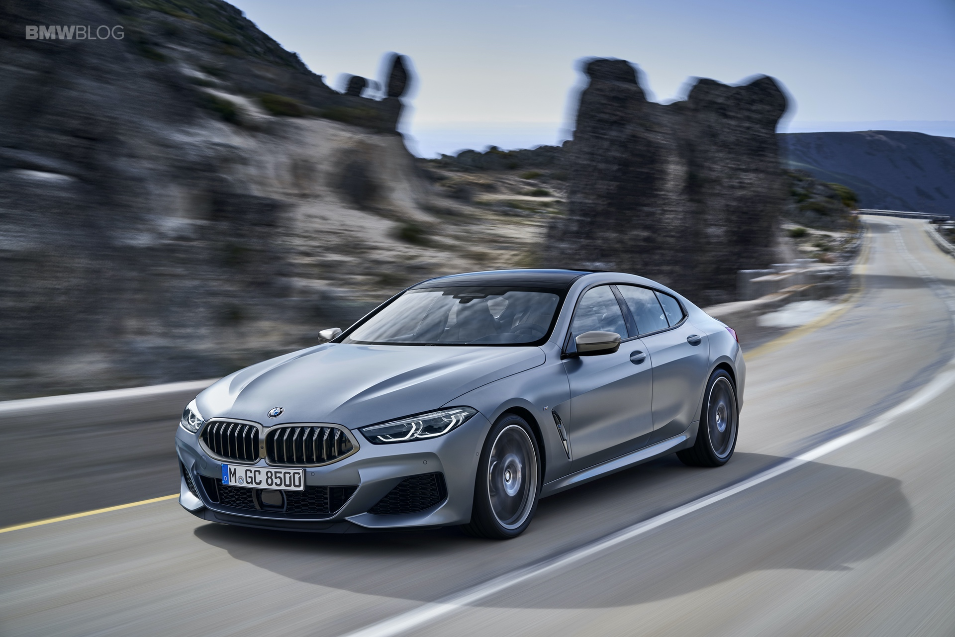 BMW 8 Series Gran Coupe exterior 15