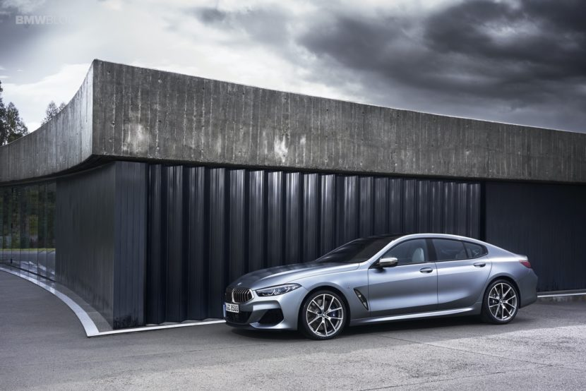 BMW 8 Series Gran Coupe exterior 27 830x554
