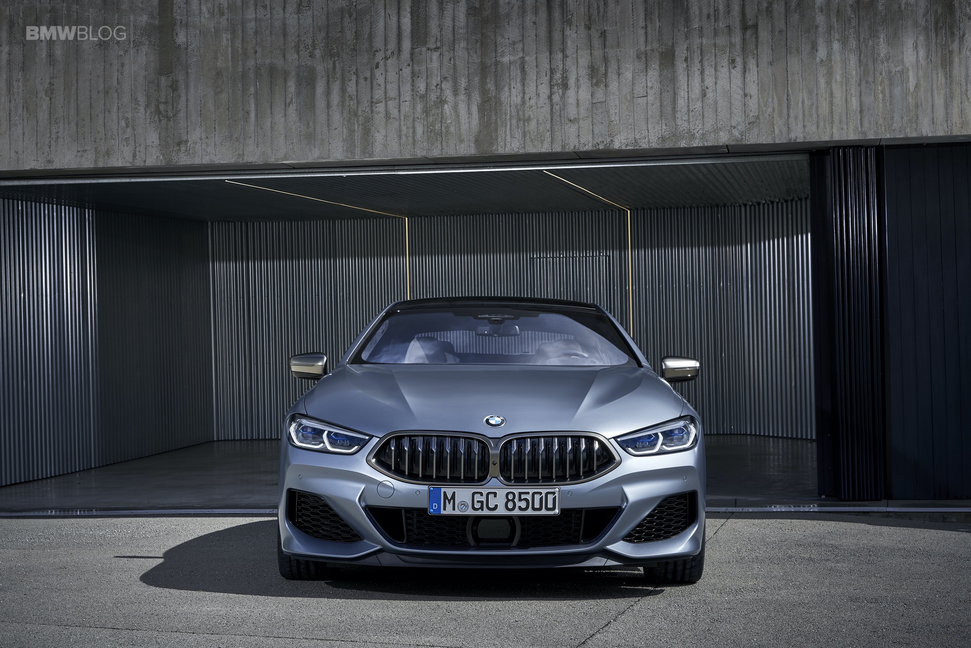 BMW 8 Series Gran Coupe exterior 37