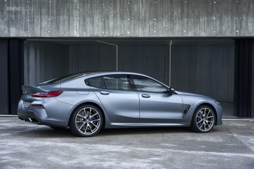 BMW 8 Series Gran Coupe exterior 41 830x554