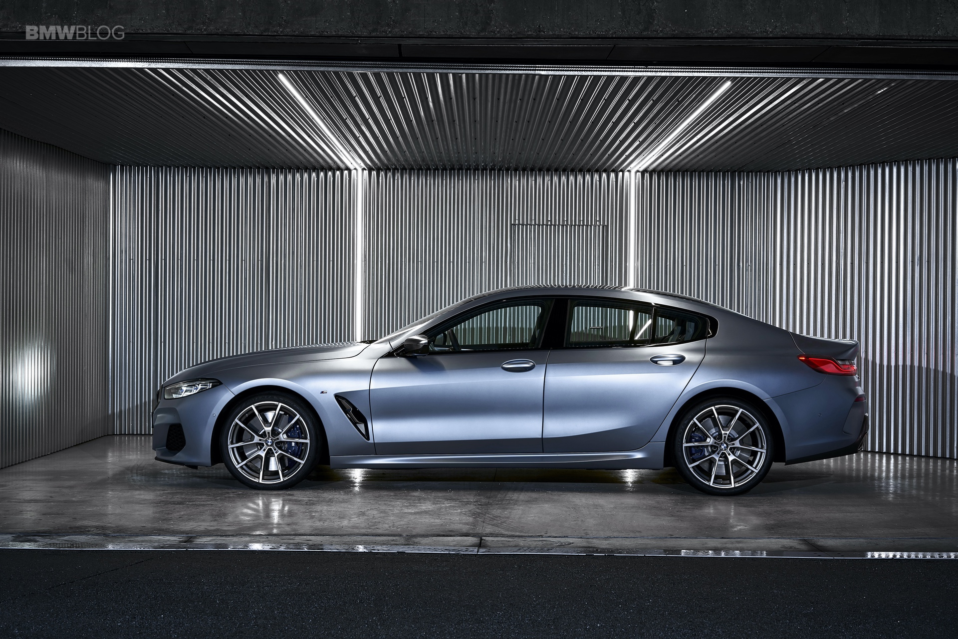 One On One With The Bmw 8 Series Gran Coupe Exclusive