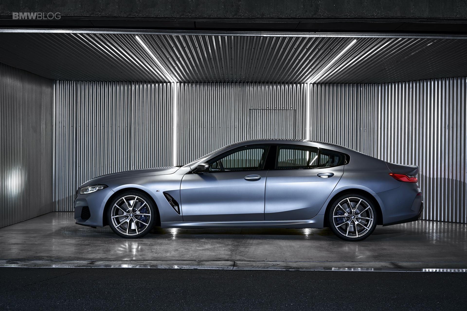 BMW 8 Series Gran Coupe exterior 47