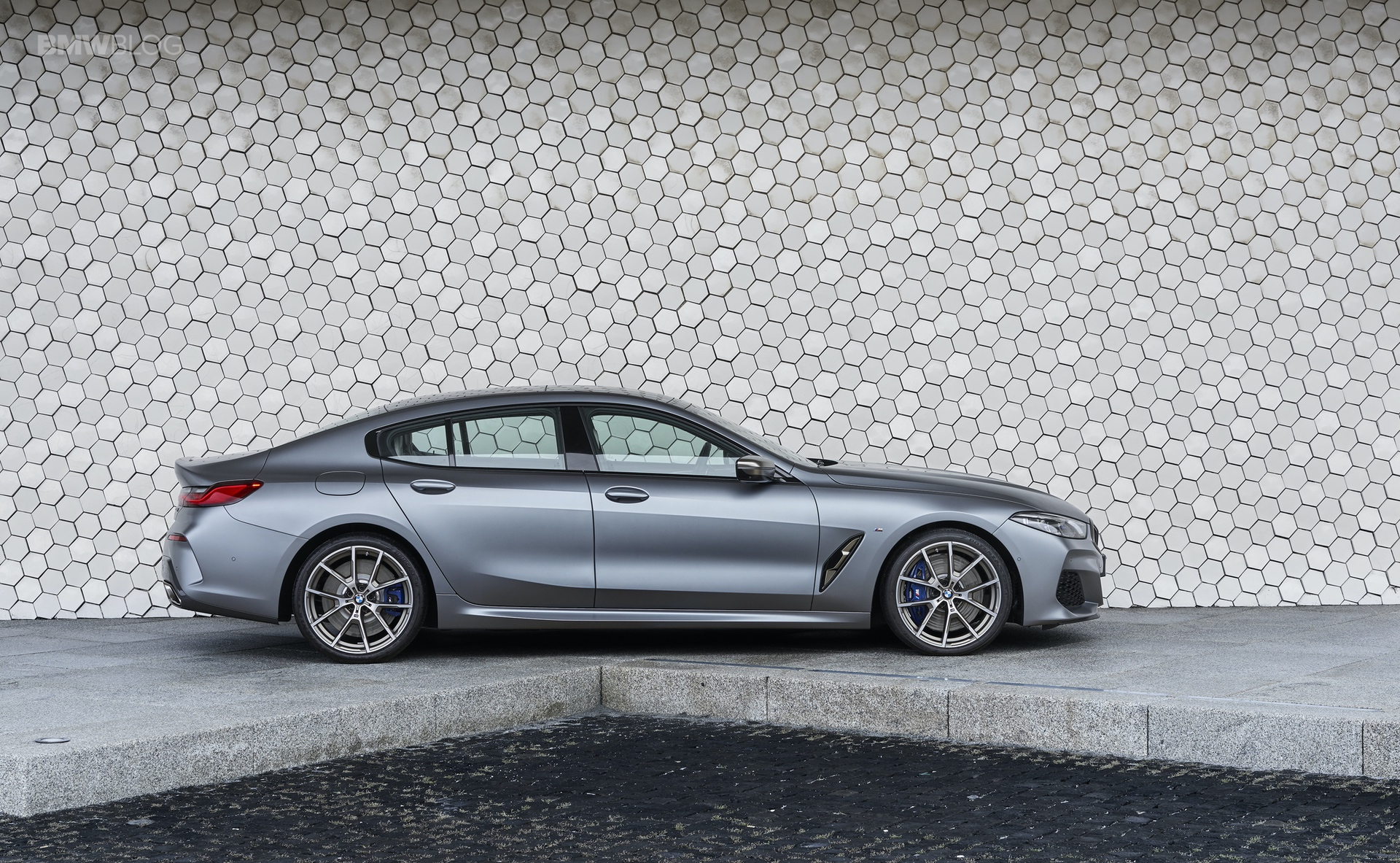 BMW 8 Series Gran Coupe exterior 54