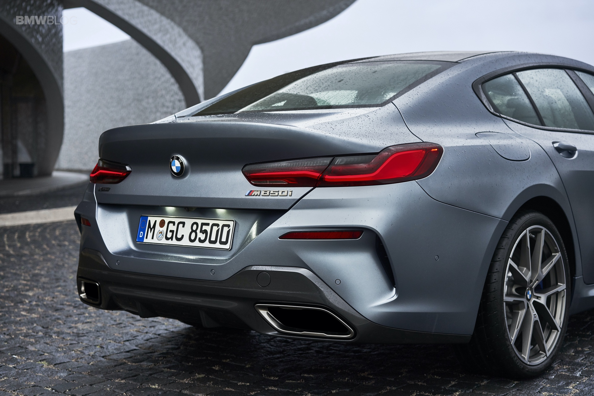 World Premiere The First Ever Bmw 8 Series Gran Coupe