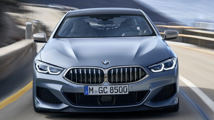 BMW 8 Series Gran Coupe vs Mercedes AMG GT 4 Door 10 of 10 830x467