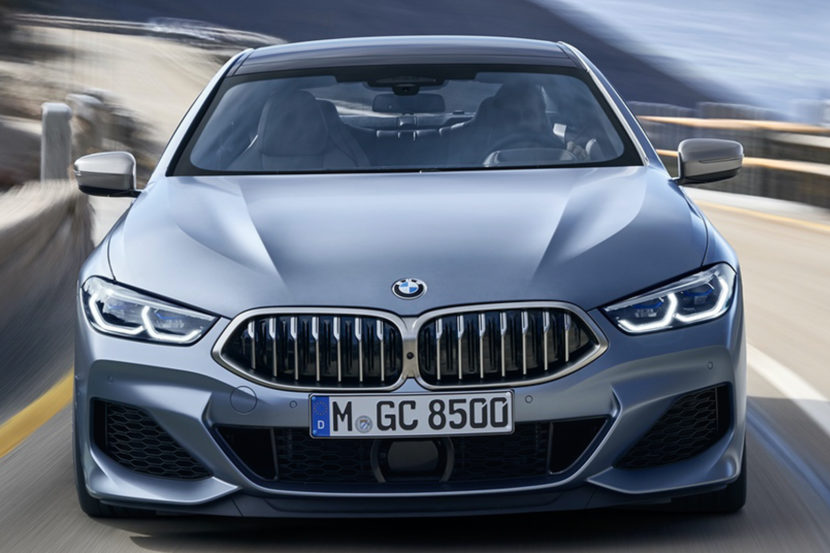 BMW 8 Series Gran Coupe vs Mercedes AMG GT 4 Door 10 of 10 830x553