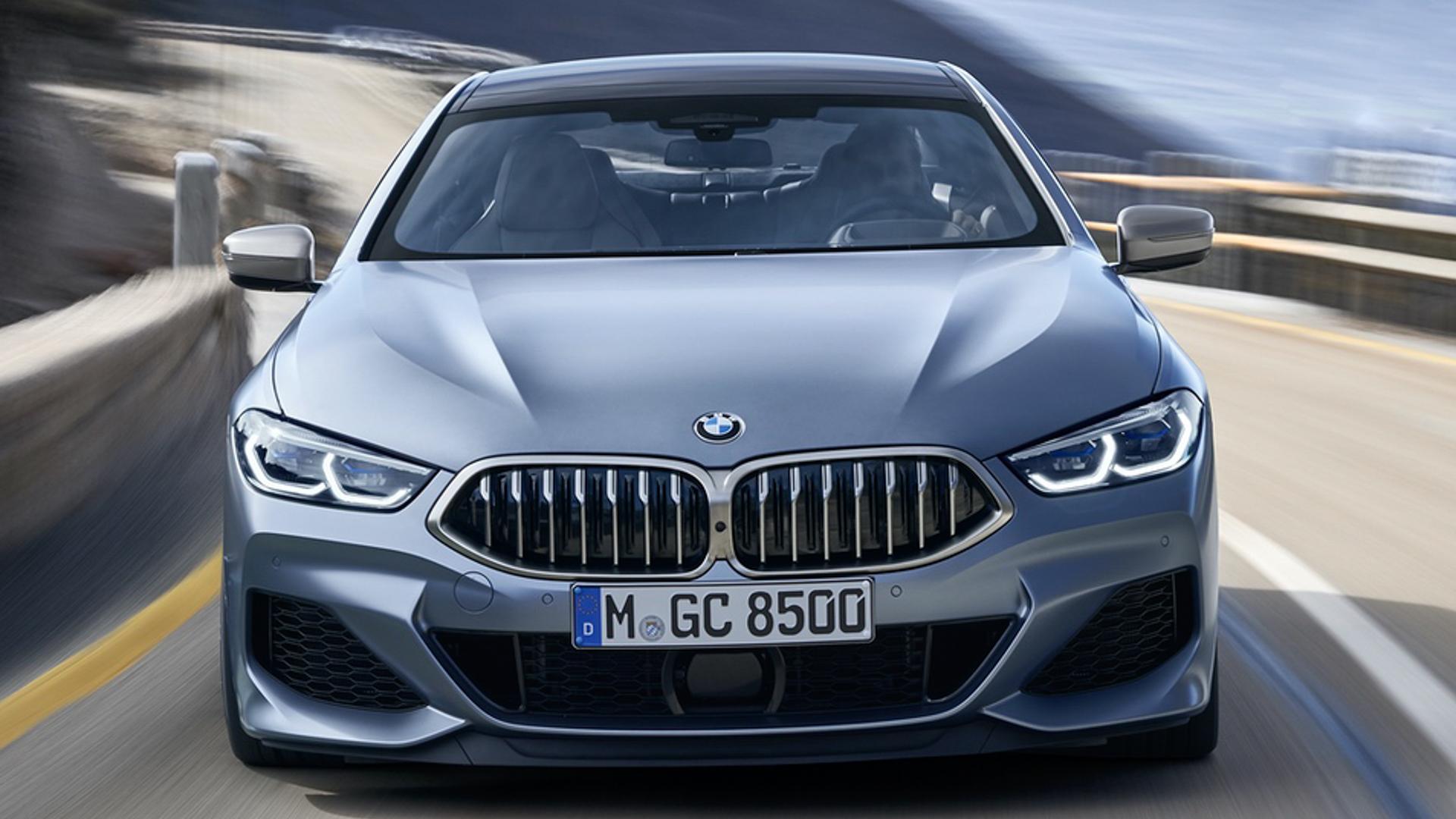 BMW 8 Series Gran Coupe vs Mercedes AMG GT 4 Door 10 of 10