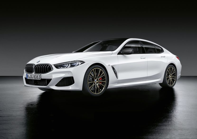 BMW 8 Series Gran Coupe with M Performance Parts07 830x587