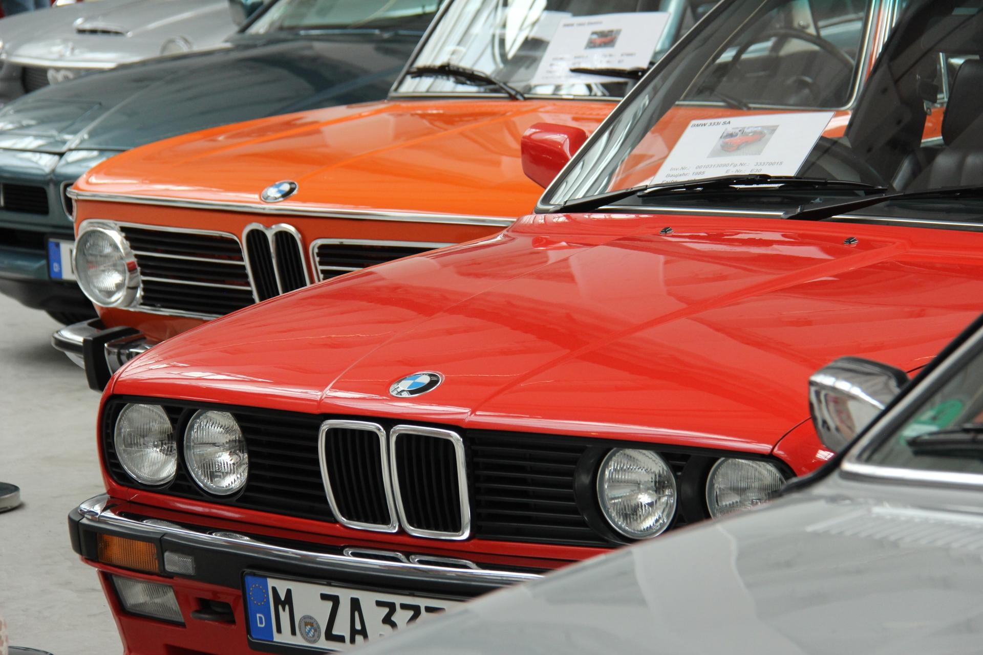 BMW Classic Wheels Weißwürscht 26