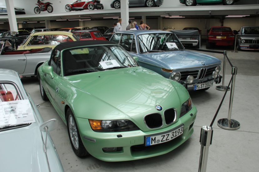 BMW Classic Wheels Weißwürscht 31 830x553