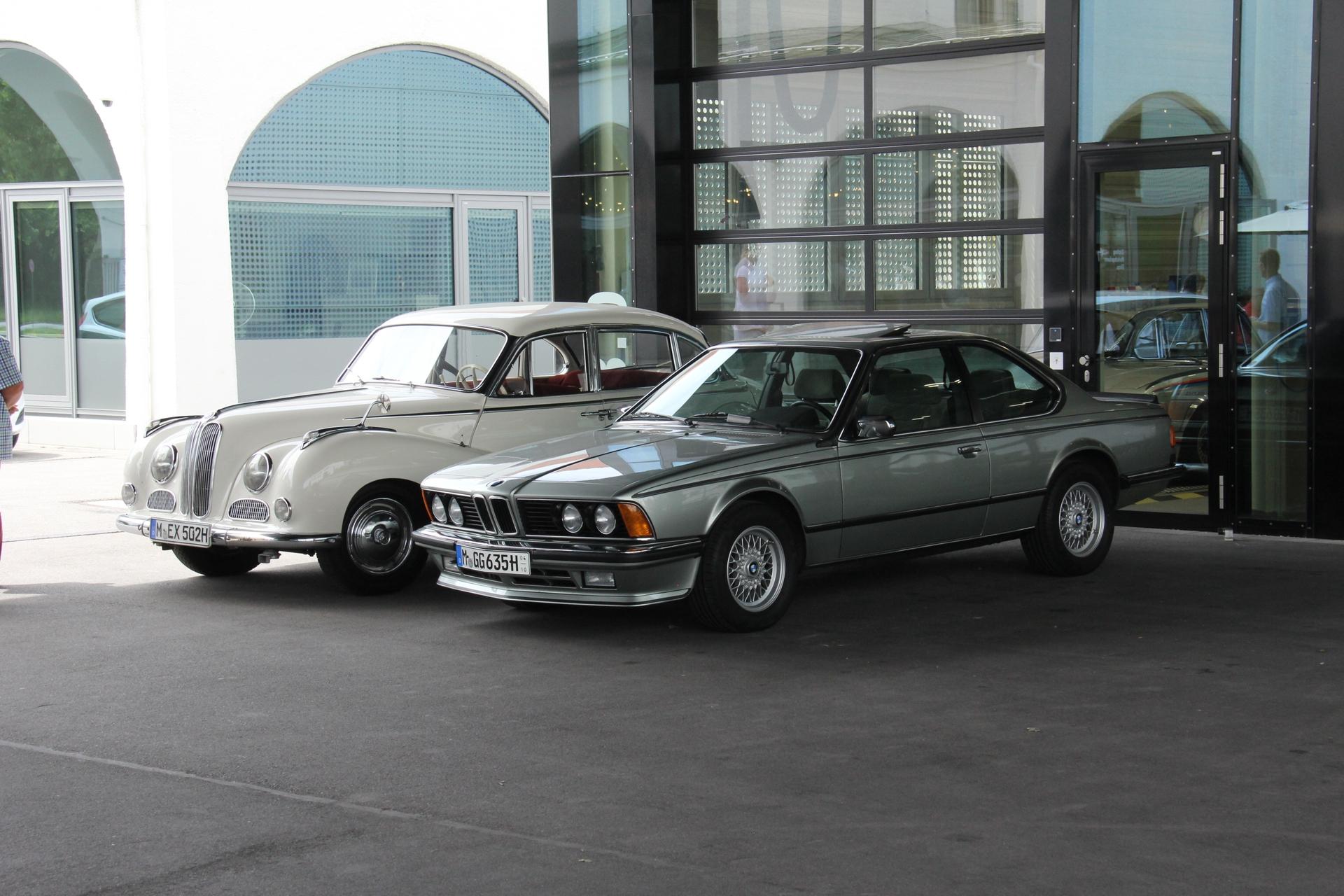 BMW Classic Wheels Weißwürscht 56
