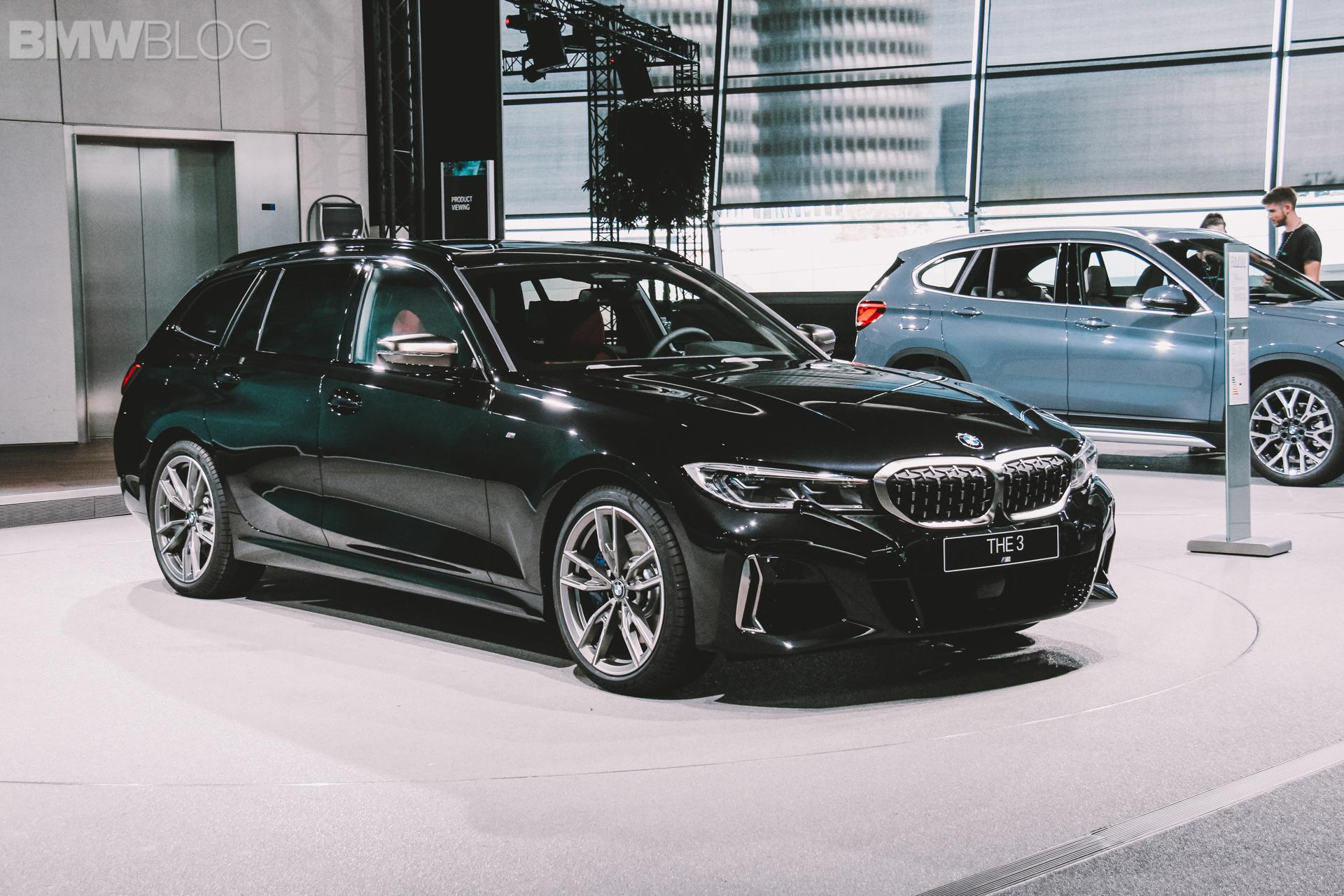 Live Photos: BMW M340i Touring — Swiss Army Knife