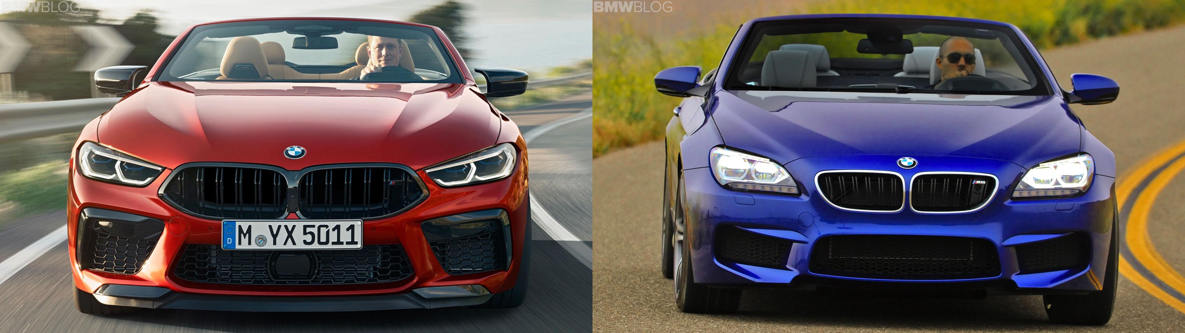 BMW M6 Convertible BMW M8 Convertible