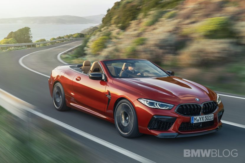 BMW M8 CONVERTIBLE EXTERIOR design 07 830x554