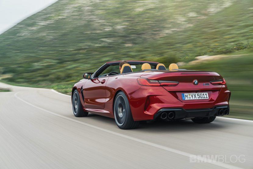BMW M8 CONVERTIBLE EXTERIOR design 09 830x554