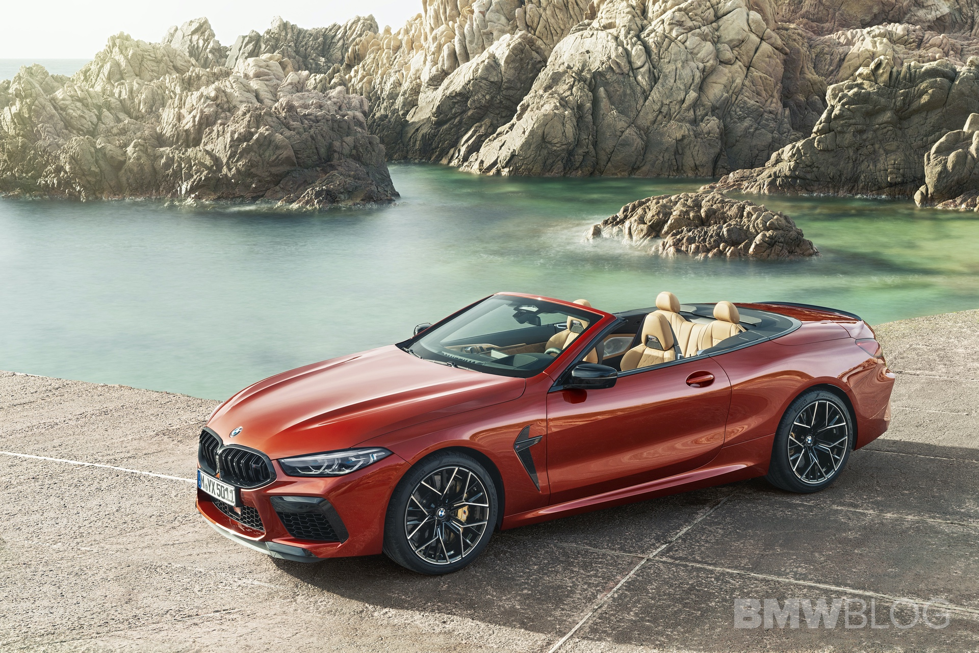 BMW M8 CONVERTIBLE EXTERIOR design 11
