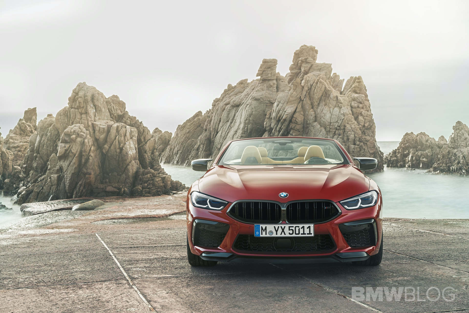 World Premiere The Stunning And Powerful Bmw M8 Convertible
