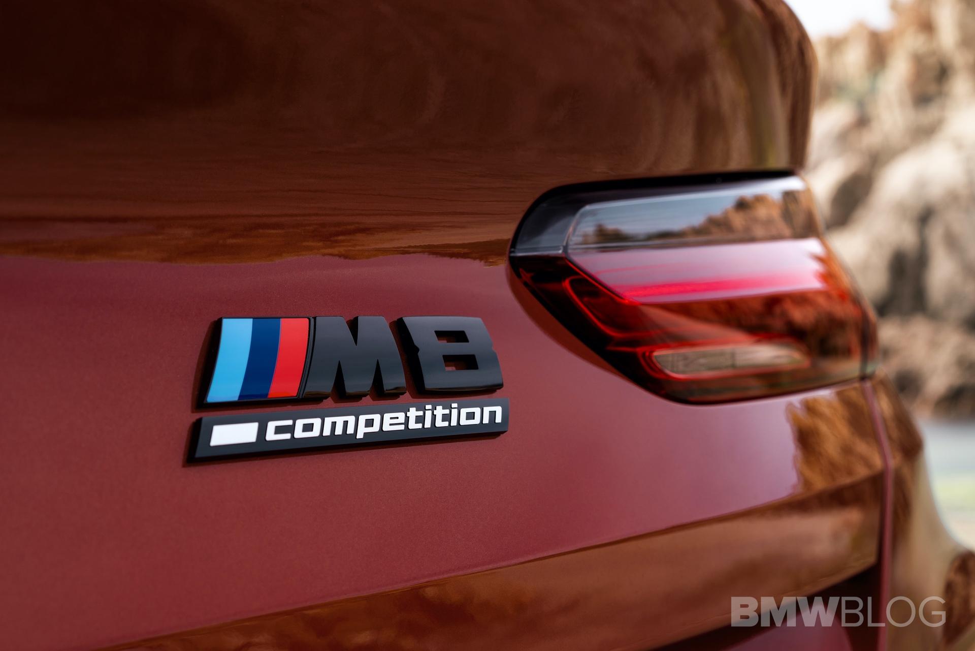 BMW M8 CONVERTIBLE EXTERIOR design 23