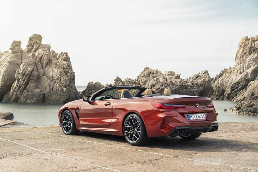 BMW M8 CONVERTIBLE EXTERIOR design 30 830x554