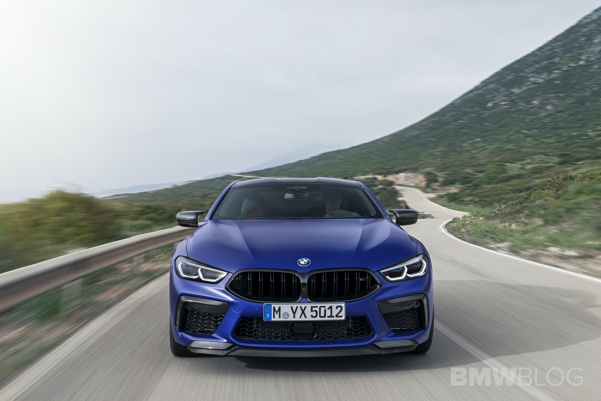 BMW M8 COUPE EXTERIOR design 03