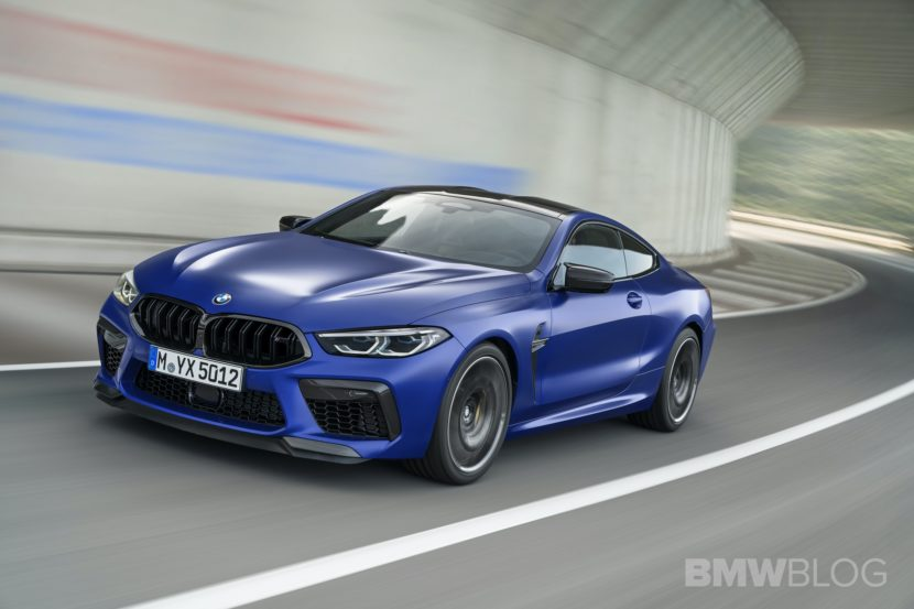 BMW Serie 8 Coupe (2019) 9