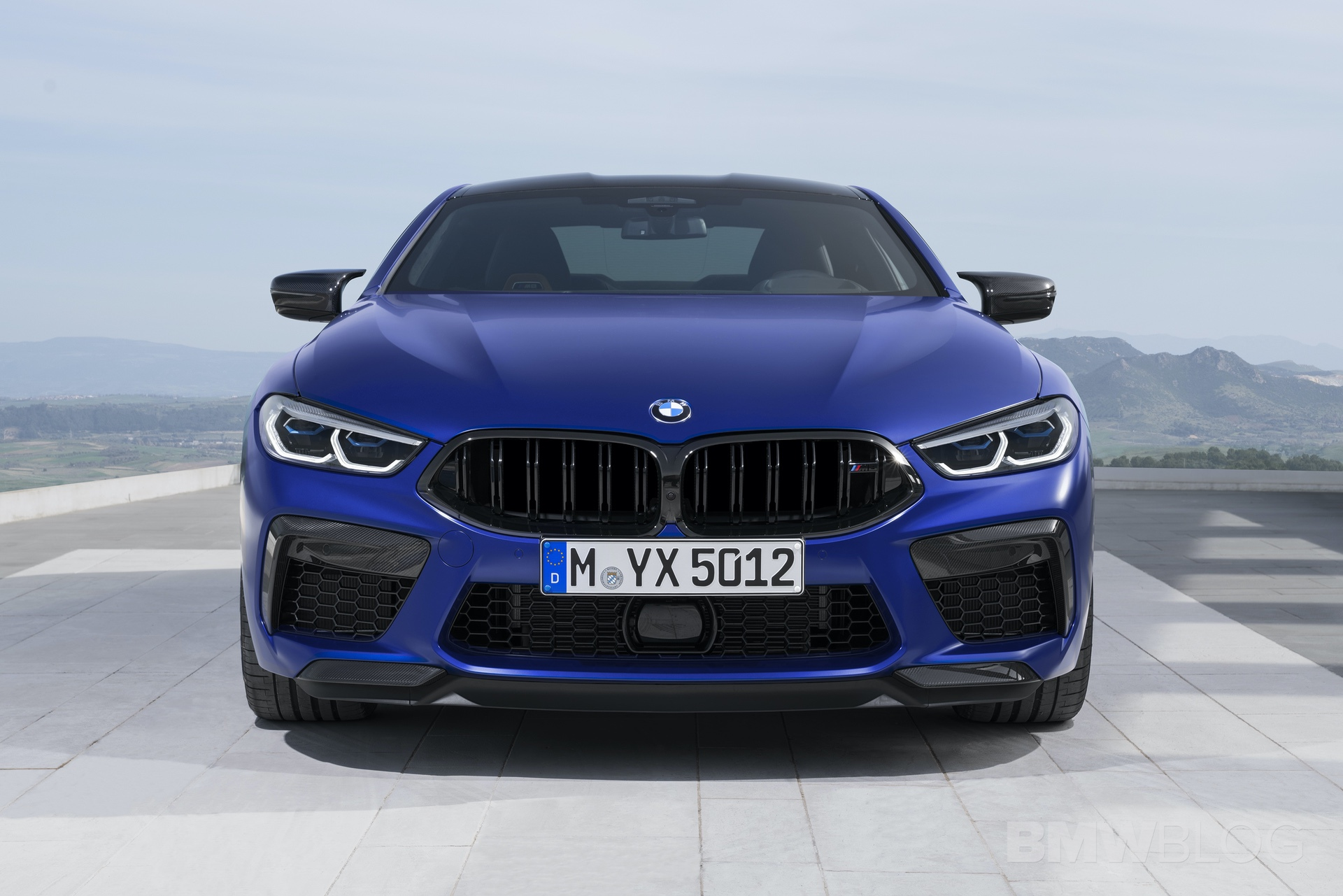 BMW M8 COUPE EXTERIOR design 24