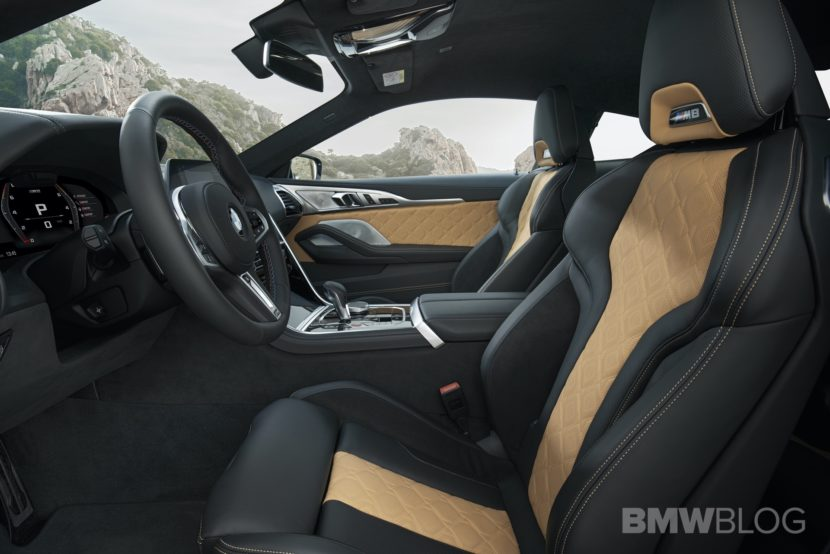 BMW M8 COUPE INTERIOR design 05 830x554