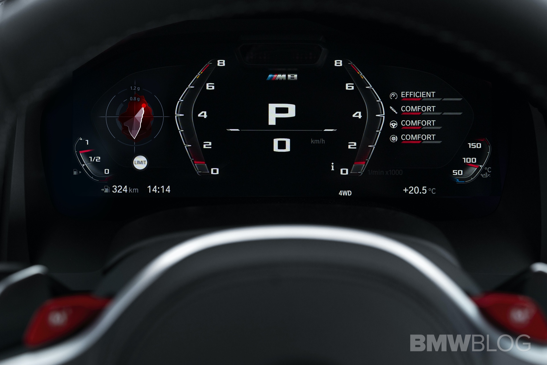 WORLD PREMIERE: The First Ever BMW M8 Coupe – BMW Lovers