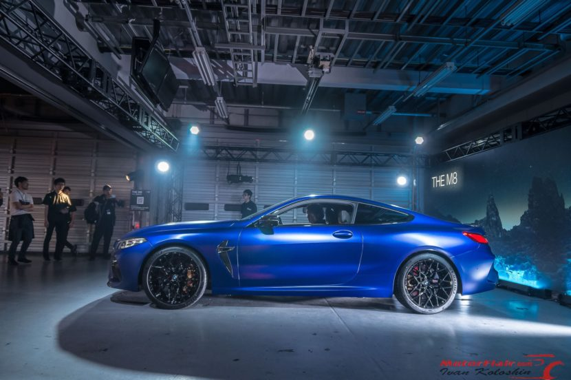 BMW M8 Competition Japan 22 830x552