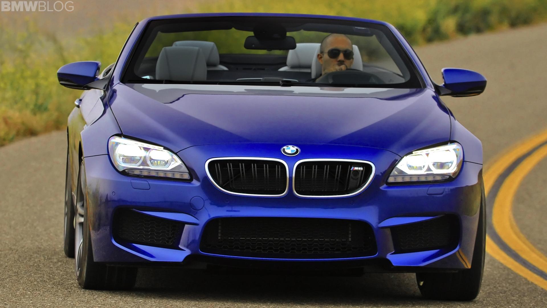 BMW M8 Convertible vs BMW M6 Convertible 4 of 16