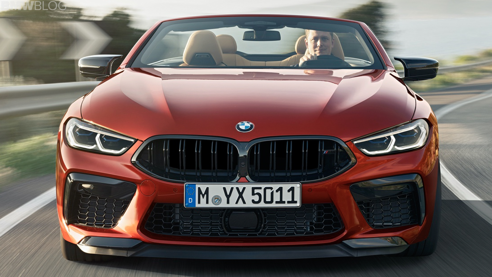 BMW M8 Convertible vs BMW M6 Convertible 5 of 16