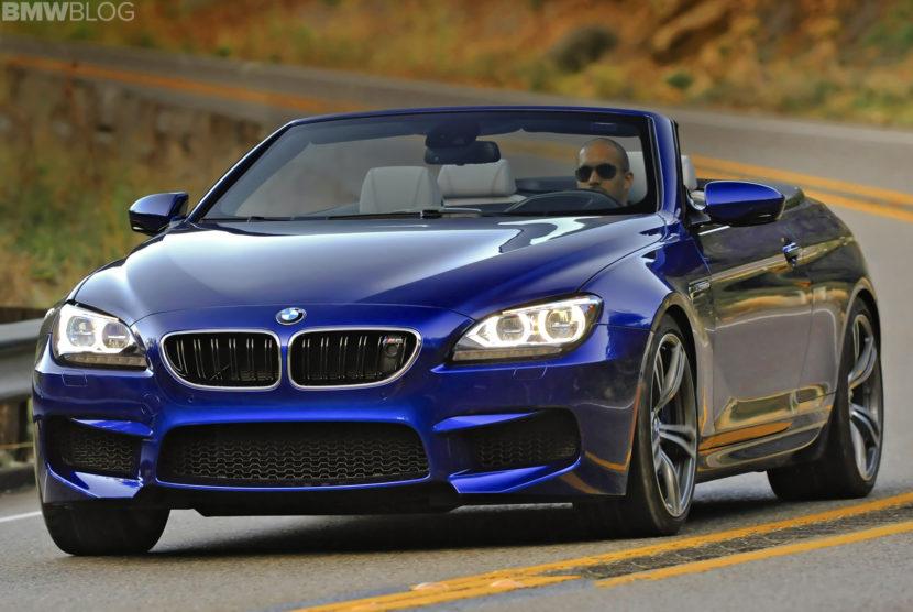 BMW M8 Convertible vs BMW M6 Convertible 6 of 16