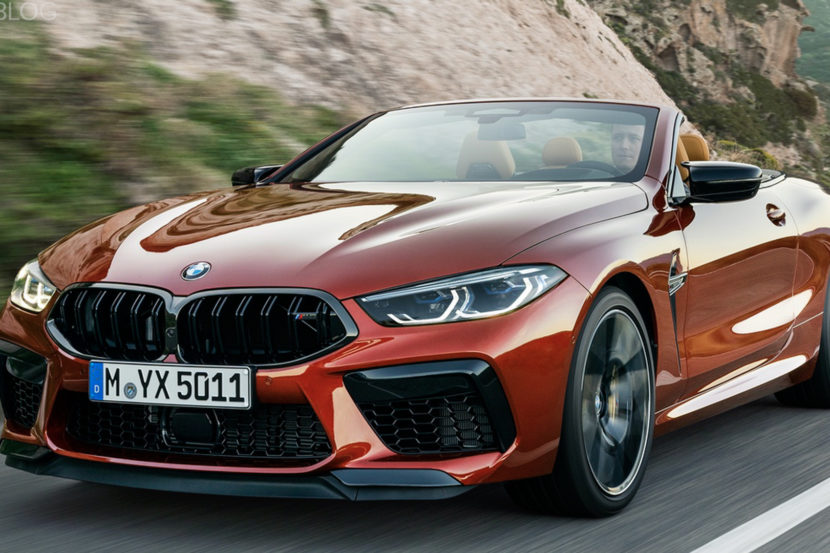 BMW M8 Convertible vs BMW M6 Convertible 7 of 16 830x553
