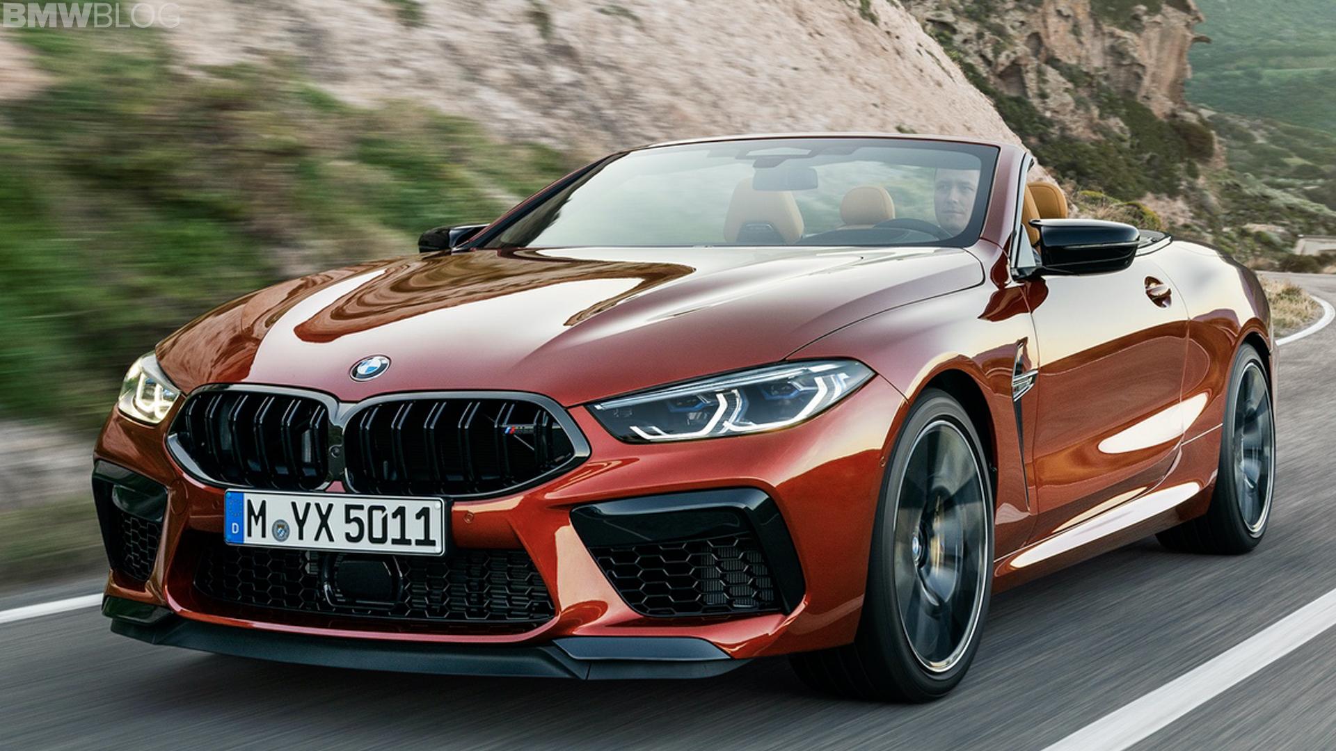 BMW M8 Convertible vs BMW M6 Convertible 7 of 16