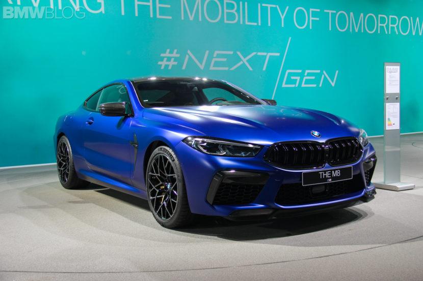 BMW M8 Coupe Convertible NextGen 1 830x553